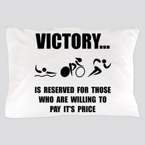 Victory Triathlon Pillow Case