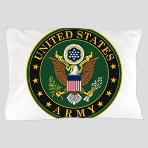 U.S. Army Symbol Pillow Case