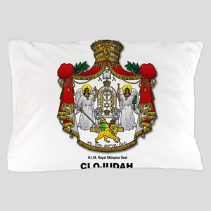 CLOJudah H.I.M. Royal Seal Pillow Case