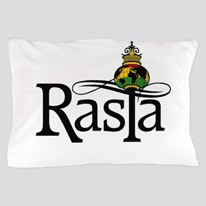 Rasta Globe Pillow Case