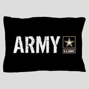 U.S. Army: Army (Black) Pillow Case