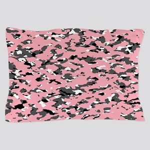Camouflage: Pink II Pillow Case
