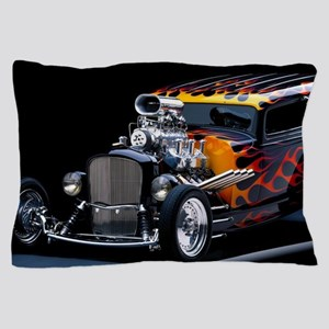 Hot Rod Pillow Case