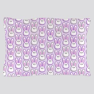 Bunny Wave Pillow Case