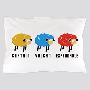 Star Trek Sheep Pillow Case