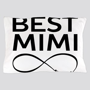BEST MIMI EVER Pillow Case