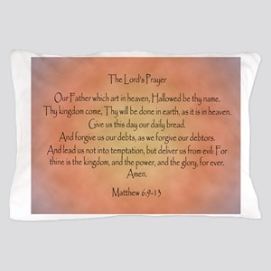 The Lord's Prayer Christian Pillow Case
