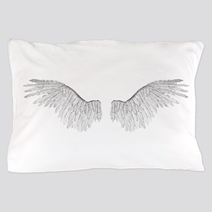 Castiel Wings 1 Pillow Case