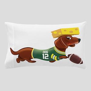 Dachshund Dog Puppy Football Sports Team Wisconsin Bed