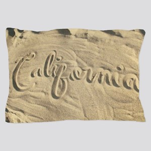 CALIFORNIA SAND Pillow Case