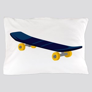 Skateboard Pillow Case
