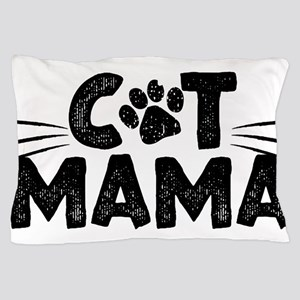 Cat Mama Pillow Case