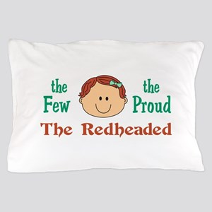 THE FEW THE PROUD Pillow Case