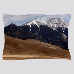 Sand Dunes Colorado Pillow Case