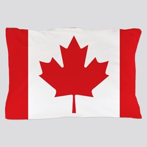 Canada National Flag Pillow Case