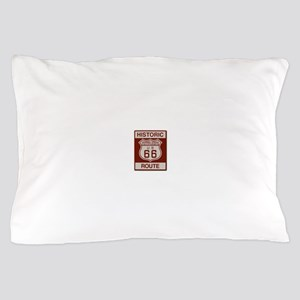 Newberry Springs Route 66 Pillow Case