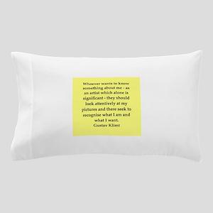 klimt4 Pillow Case