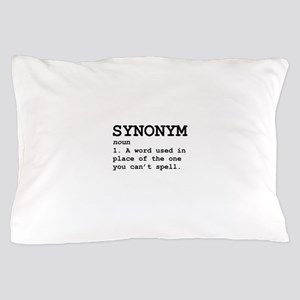 Synonym Definition Pillow Case