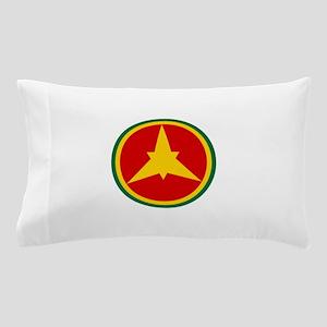 Imperial Ethiopian AF roundel 1946-1974 Pillow Cas