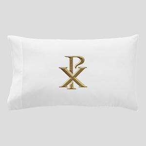 Golden 3-D Chiro Pillow Case