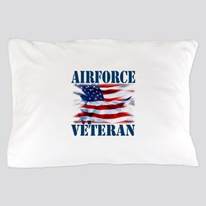 Airforce Veteran copy Pillow Case