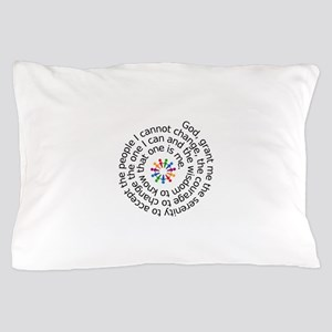 ACA Serenity Prayer Pillow Case