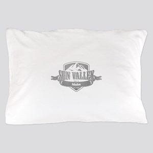 Sun Valley Idaho Ski Resort 5 Pillow Case