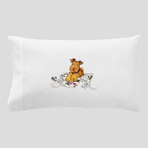 Welsh Terrier World Pillow Case