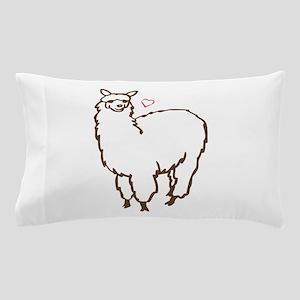 Cute Alpaca Pillow Case
