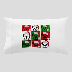 New Warhol Santa hat Pillow Case