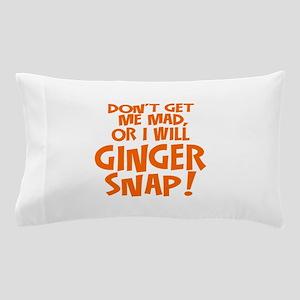 Ginger Snap Pillow Case