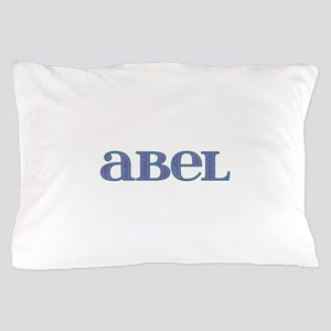 Abel Blue Glass Pillow Case