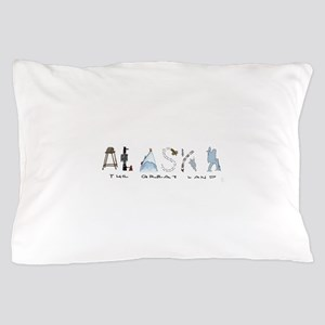 The Great Land - Color Pillow Case