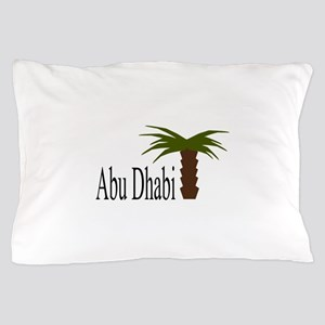 I love Abu Dhabi, amazing city! Pillow Case