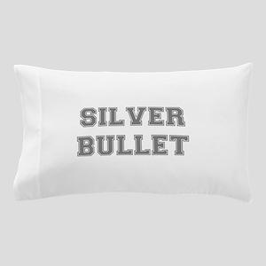 SILVER BULLET Pillow Case