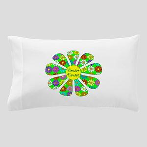 Cool Flower Power Pillow Case