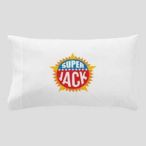 Super Jack Pillow Case