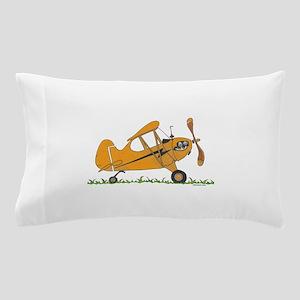 Cub Airplane Pillow Case