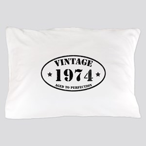 Vintage Aged to Perfection 40 Pillow Case