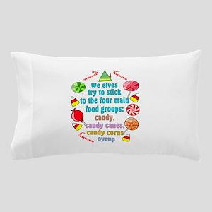 Elf Candy Pillow Case