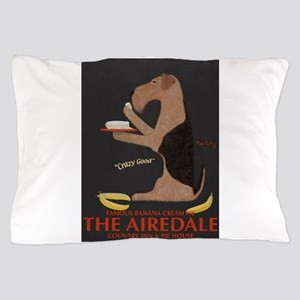 The Airedale Pillow Case