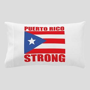 puerto rico strong Pillow Case