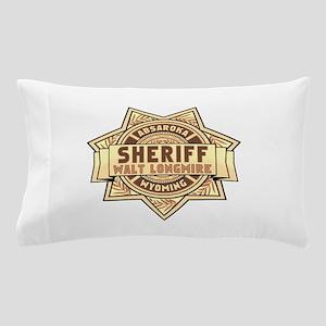 Sheriff Longmire Pillow Case