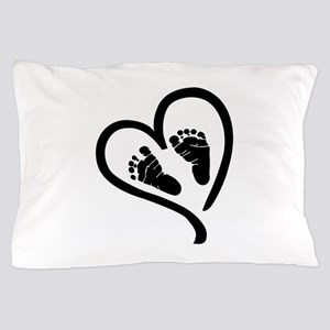 Baby Heart (Maternity) Pillow Case