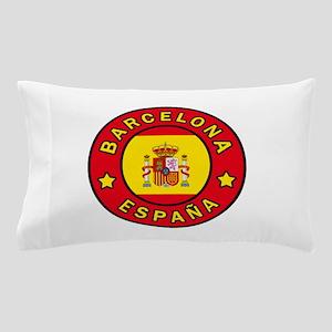 Barcelona España Pillow Case