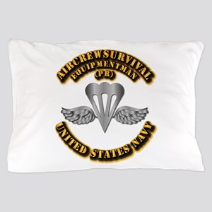 Navy - Rate - PR Pillow Case
