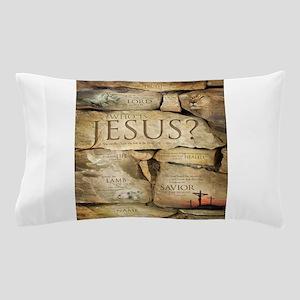 Names of Jesus Christ Pillow Case