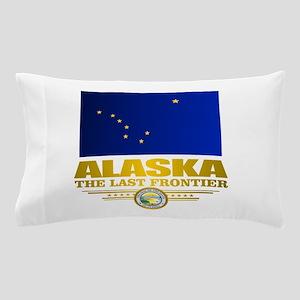 Alaska Pride Pillow Case