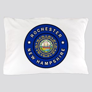 Rochester New Hampshire Pillow Case