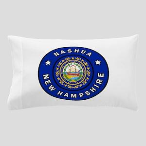 Nashua New Hampshire Pillow Case
